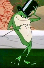 Man, if Michigan J. Frog doesn't qualify as an O.G. pimp, NO ONE DOES!
