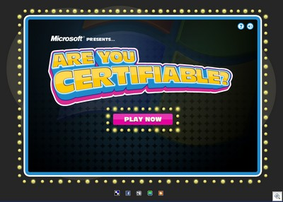 Are you certifiable? I know I am!