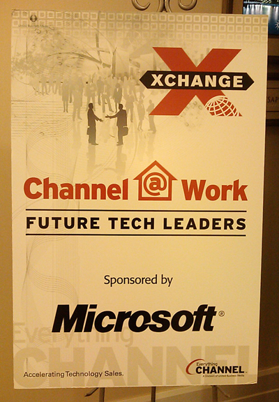 Channel@Work was really an amazing program. Kudos to all the folks who really made it happen!