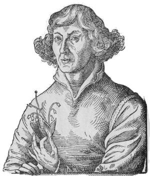 Copernicus. The Original Big Think. OBT. Word.