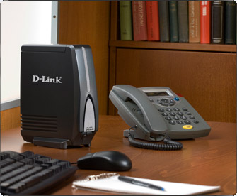 D-Link's iteration of RP. Man...like that office furniture in the background.
