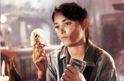 Marion. Anyone think Raiders of the Lost Ark would have been even half as good without her?