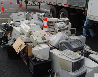 Sweet dreams, e-waste!