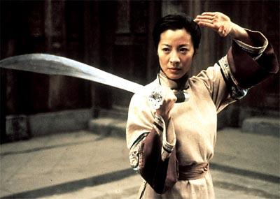 Only Michelle Yeoh can pull off being the