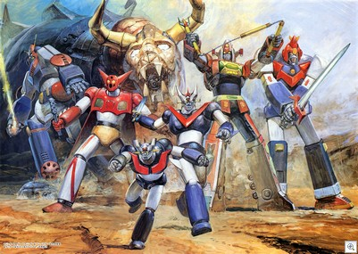 Super Robot Battle Force Action Go!